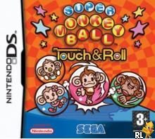Super Monkey Ball - Touch & Roll (E)(Legacy) Box Art