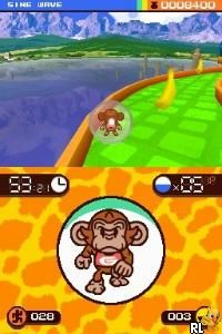 Super Monkey Ball - Touch & Roll (E)(Legacy) Screen Shot
