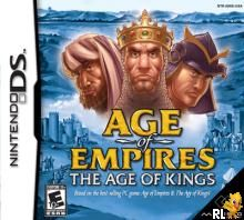 Age of Empires - The Age of Kings (U)(WRG) Box Art