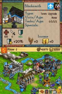Age of Empires - The Age of Kings (U)(WRG) Screen Shot