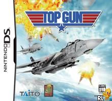 Top Gun (J)(SCZ) Box Art