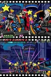 Viewtiful Joe - Double Trouble! (F)(Trashman) Screen Shot