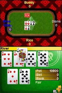 Texas Hold 'Em Poker Pack (U)(Trashman) Screen Shot
