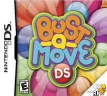 Bust-A-Move DS (E)(Trashman) Box Art