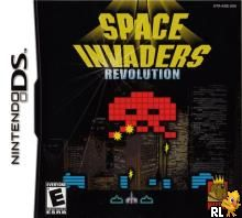 Space Invaders Revolution (U)(Trashman) Box Art
