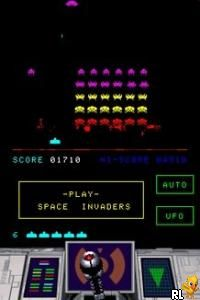Space Invaders Revolution (U)(Trashman) Screen Shot