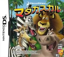 Madagascar (J)(WRG) Box Art