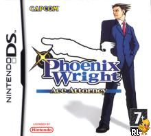 Phoenix Wright - Ace Attorney (E)(Legacy) Box Art