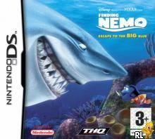 Finding Nemo - Escape to the Big Blue (E)(Independent) Box Art
