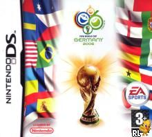 FIFA World Cup 2006 (E)(Legacy) Box Art