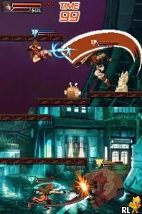 Guilty Gear Dust Strikers (U)(Trashman) Screen Shot