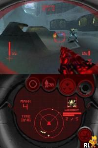 Metroid Prime Hunters (E)(Independent) Screen Shot