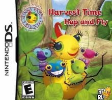 Miss Spider's Sunny Patch Friends - Harvest Time Hop and Fly (U)(Trashman) Box Art