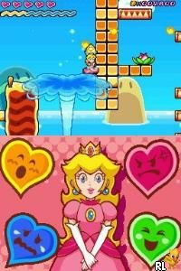 Super Princess Peach (E)(Legacy) Screen Shot