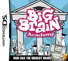 Big Brain Academy (U)(WRG) Box Art