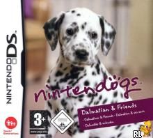 Nintendogs - Dalmatian & Friends (E)(Legacy) Box Art
