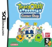 Tamagotchi Connection - Corner Shop (E)(Supremacy) Box Art