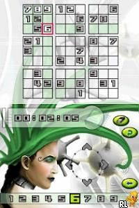 Sudoku Mania (U)(WRG) Screen Shot