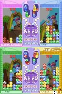 Puyo Pop Fever (E)(Supremacy) Screen Shot