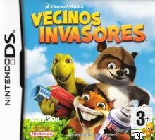 Vecinos Invasores (S)(WRG) Box Art