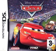 Cars (E)(WRG) Box Art