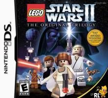 LEGO Star Wars II - The Original Trilogy (U)(Legacy) Box Art
