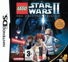 LEGO Star Wars II - The Original Trilogy (E)(Supremacy) Box Art