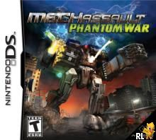 MechAssault - Phantom War (U)(Legacy) Box Art