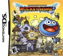 Dragon Quest Heroes - Rocket Slime (U)(Legacy) Box Art