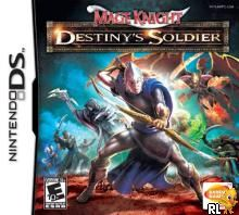 Mage Knight - Destiny's Soldier (U)(Legacy) Box Art