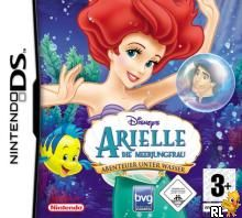 Little Mermaid - Ariel's Undersea Adventure, The (E)(Legacy) Box Art