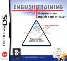 English Training - Have Fun Improving Your Skills (E)(Legacy) Box Art