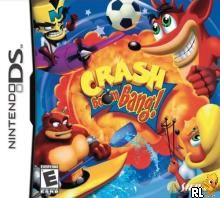 Crash Boom Bang! (U)(Legacy) Box Art