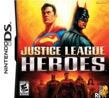 Justice League Heroes (U)(Legacy) Box Art