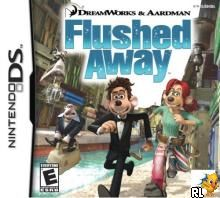 Flushed Away (U)(Psyfer) Box Art