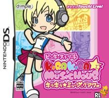 Pinky Street - Kira Kira Music Hour (J)(WRG) Box Art