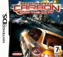 Need for Speed Carbon - Own The City (E)(Legacy) Box Art
