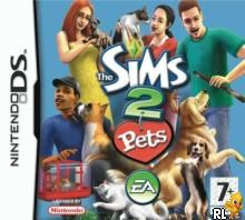 Sims 2 - Pets, The (E)(Legacy) Box Art