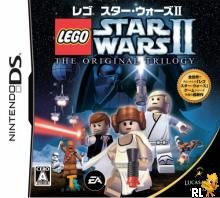 LEGO Star Wars II - The Original Trilogy (J)(WRG) Box Art