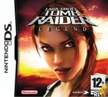 Tomb Raider - Legend (E)(Legacy) Box Art
