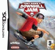 Tony Hawk's Downhill Jam (E)(Supremacy) Box Art