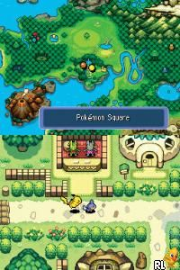 Pokemon Mystery Dungeon - Blue Rescue Team (E)(Supremacy) Screen Shot