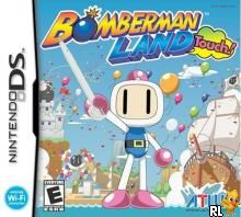 Bomberman Land Touch! (U)(Psyfer) Box Art