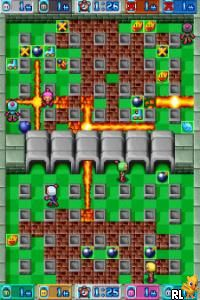 Bomberman Land Touch! (U)(Psyfer) Screen Shot