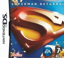 Superman Returns (E)(Legacy) Box Art