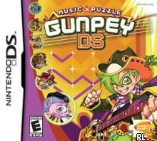 Gunpey DS (U)(Legacy) Box Art