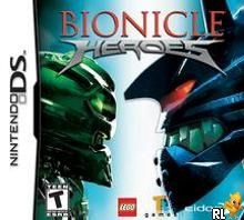 Bionicle Heroes (U)(Legacy) Box Art