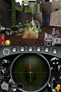 Bionicle Heroes (U)(Legacy) Screen Shot