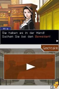 Phoenix Wright - Ace Attorney (E)(Supremacy) Screen Shot