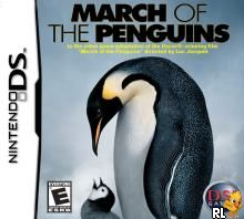 March of the Penguins (U)(XenoPhobia) Box Art